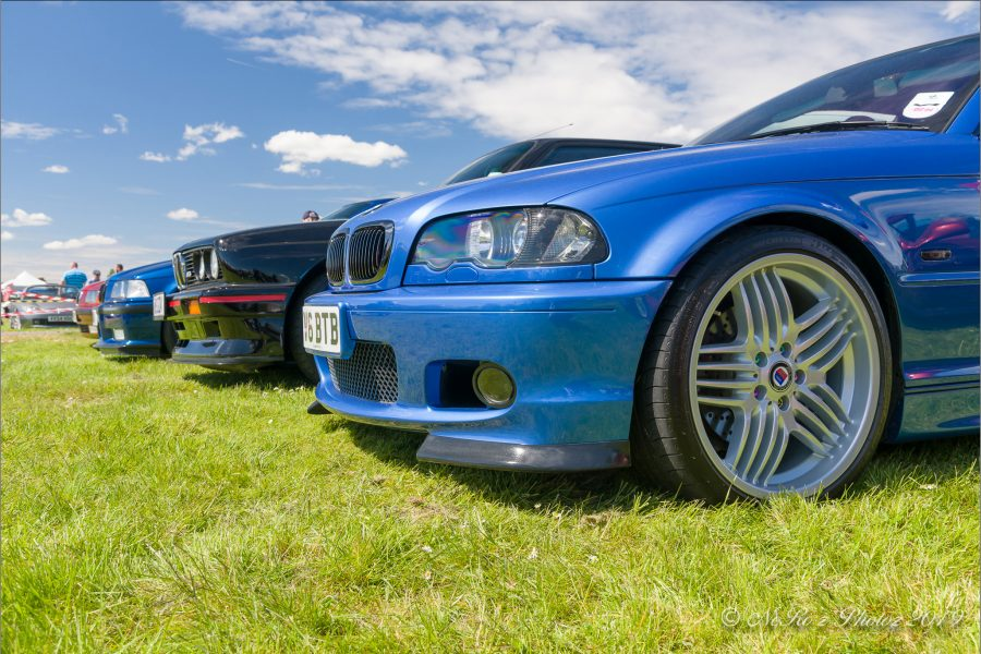 Bridge of Allan, Classic Car Show ~ 12th May 2019
