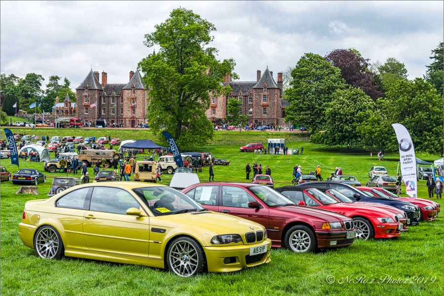 Thirlestane Castle Show 2nd June 2019